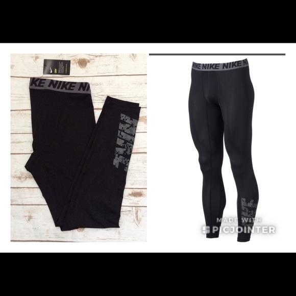 f2a1117583 Nike Pants | Mens Dri Fit Compression Tights | Poshmark